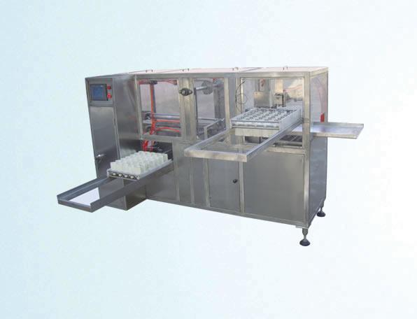 HXJ type of active oil bottle washing machine