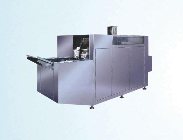 CLQ series multi function chain type bottle washing machine