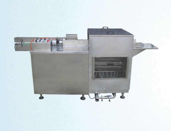 XLP type bottle washing machine
