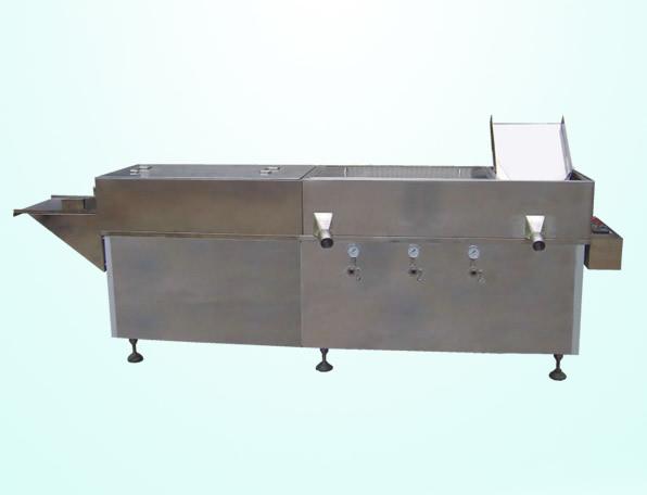 XHP ( XHP-2 ) type straight line type bottle washing drying machine