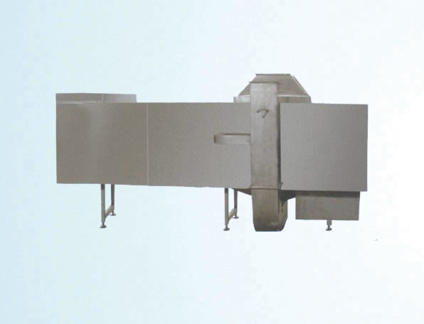 GMH type series high temperature sterilizing tunnel oven