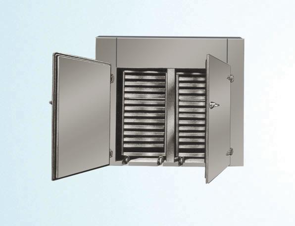 SRH型双门热风循环烘箱