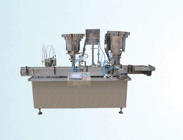 YWG type liquid filling machine
