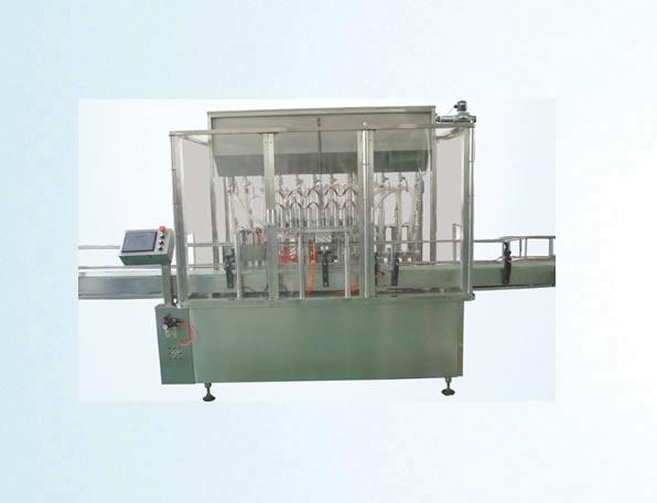 XJG type detergent filling machine