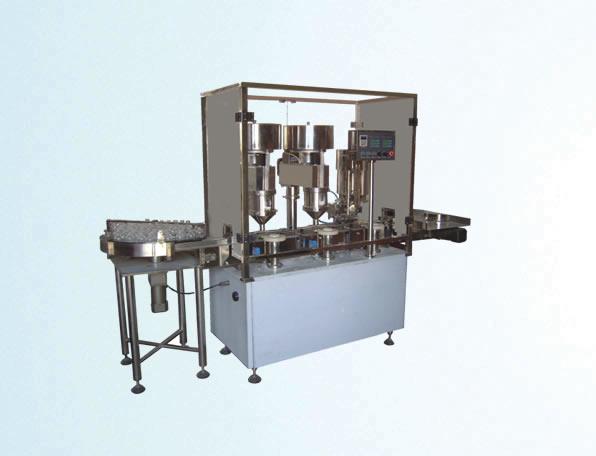 FJZ-Z linear type powder filling machine