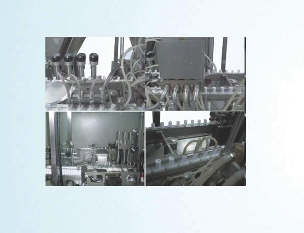 SGF-160型易折塑料瓶液体亚博体育官方网下载封口机