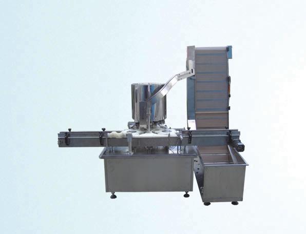XGJ6 type six rotary capping machine