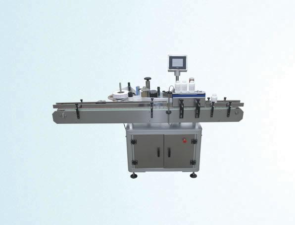 JTB-L型立式不干胶贴签机
